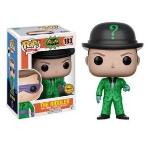 Batman Series Riddler Pop! Vinyl Figure